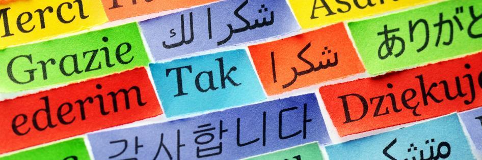Weltsprachen
